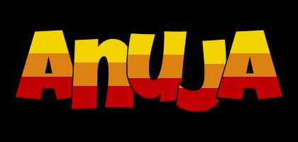 Anuja jungle logo