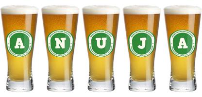 Anuja lager logo