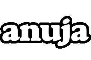 Anuja panda logo