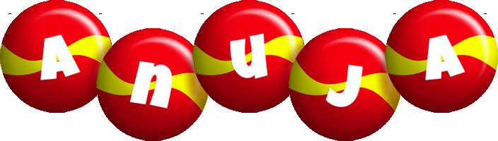 Anuja spain logo