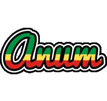 Anum african logo
