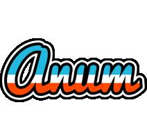 Anum america logo