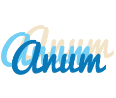 Anum breeze logo
