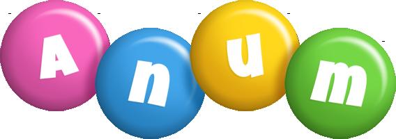 Anum candy logo
