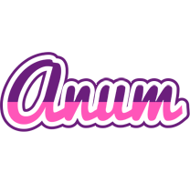 Anum cheerful logo