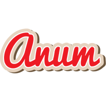 Anum chocolate logo