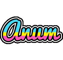 Anum circus logo