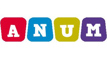 Anum daycare logo