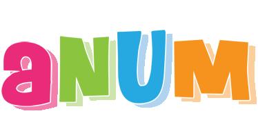 Anum friday logo