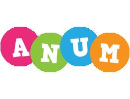 Anum friends logo