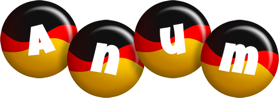 Anum german logo