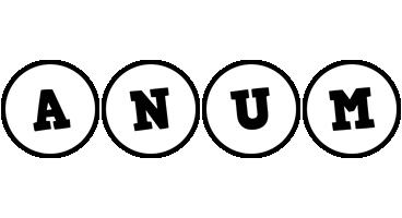 Anum handy logo