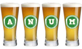 Anum lager logo