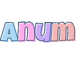 Anum pastel logo