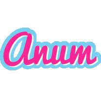 Anum popstar logo