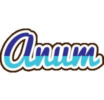 Anum raining logo