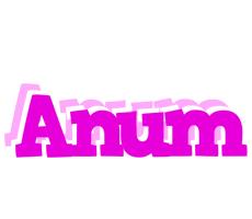 Anum rumba logo