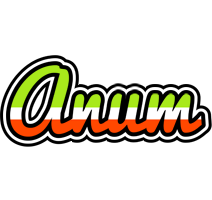 Anum superfun logo