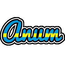 Anum sweden logo