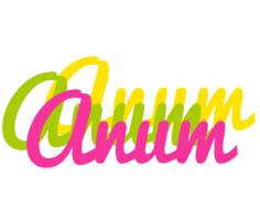 Anum sweets logo