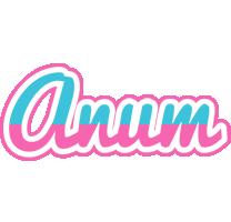 Anum woman logo