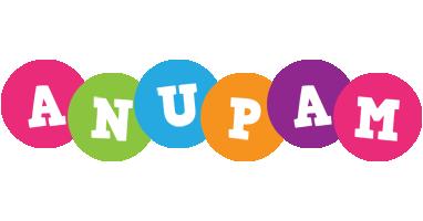 Anupam friends logo