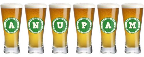 Anupam lager logo