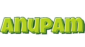 Anupam summer logo