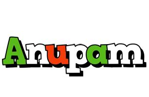 Anupam venezia logo