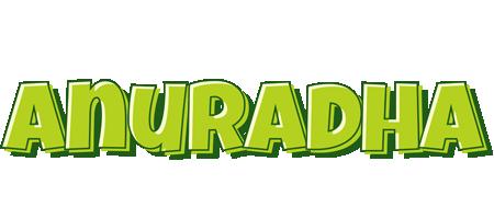 Anuradha summer logo