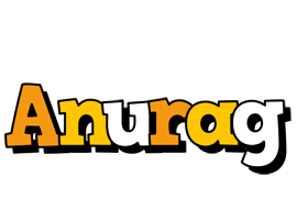 Anurag cartoon logo