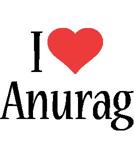 Anurag i-love logo