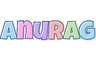 Anurag pastel logo