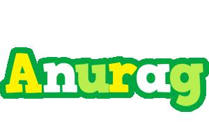 Anurag soccer logo