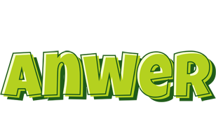Anwer summer logo