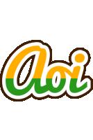 Aoi banana logo