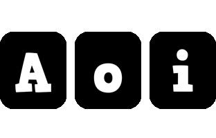 Aoi box logo
