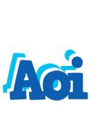 Aoi business logo