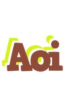 Aoi caffeebar logo
