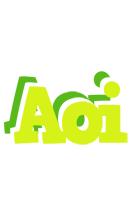 Aoi citrus logo
