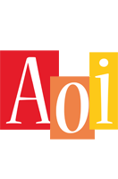 Aoi colors logo
