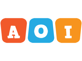 Aoi comics logo