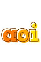 Aoi desert logo