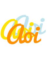 Aoi energy logo