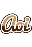 Aoi exclusive logo
