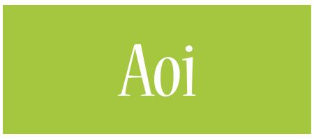 Aoi family logo