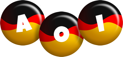 Aoi german logo