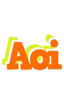 Aoi healthy logo