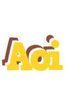 Aoi hotcup logo