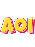 Aoi kaboom logo